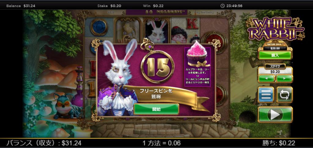 White Rabbit(ホワイトラビット)