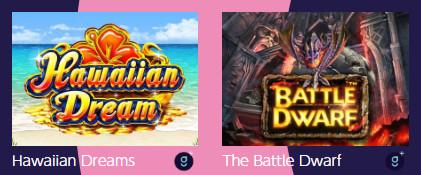 Hawaiian Dream, Battle Dwarf