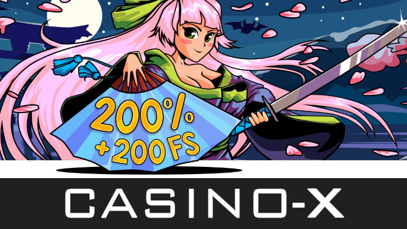 カジノエックス(Casino-X)|レビュー