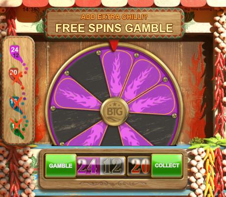 ギャンブルルーレット